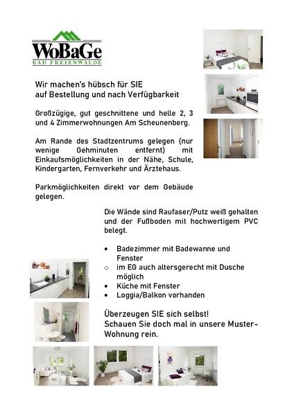 Sanierung / Am Scheunenberg